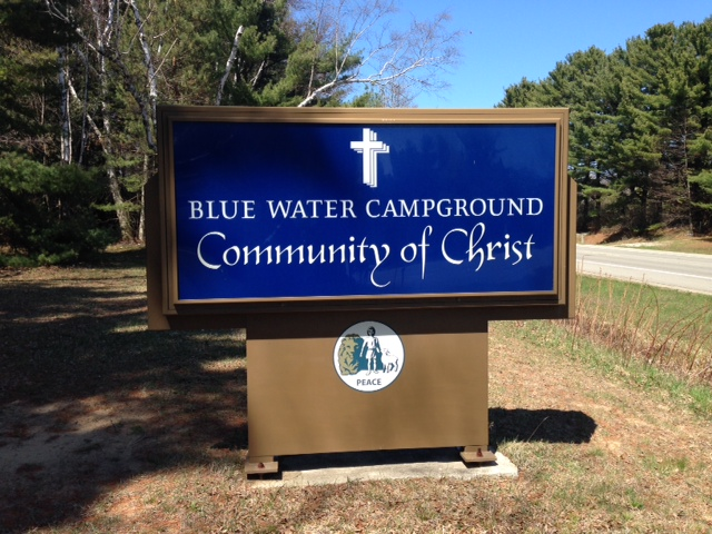 Blue Water Campground