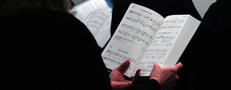 Recycle Hymnals
