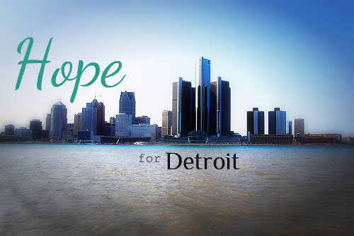 Detroit Hope – Emerging Congregation